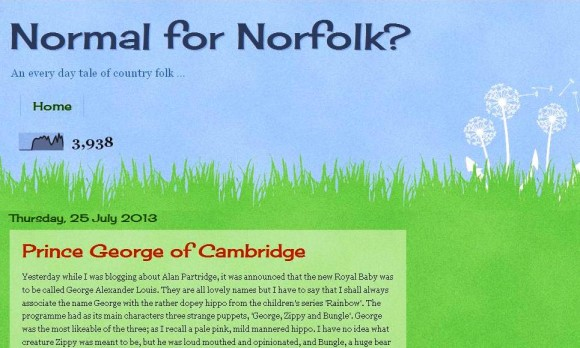 Normal for Norfolk?