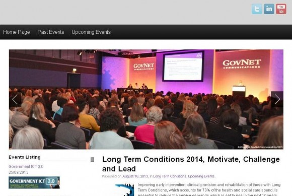 GovNet Communications Events