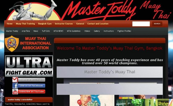 Master Toddy Muay Thai Gym