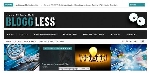 BloggLess