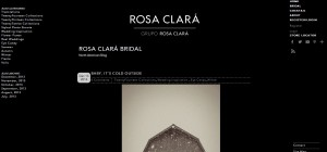 Permalink to Rosa Clara Bridal – North American Blog post image