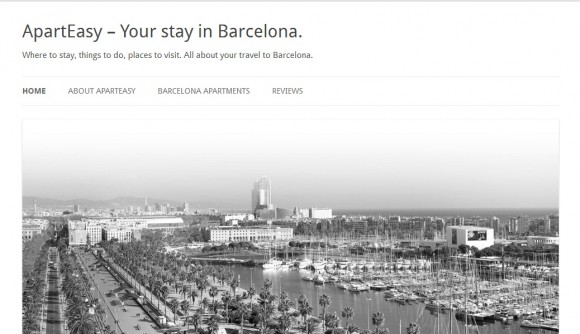 Your Stay in Barcelona