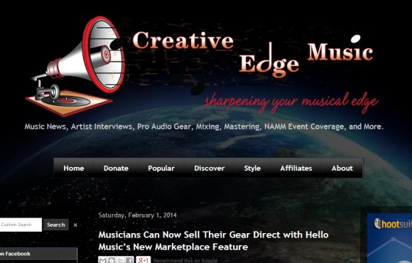 Creative Edge Music