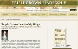 Permalink to Triple Crown Leadership Blog post image