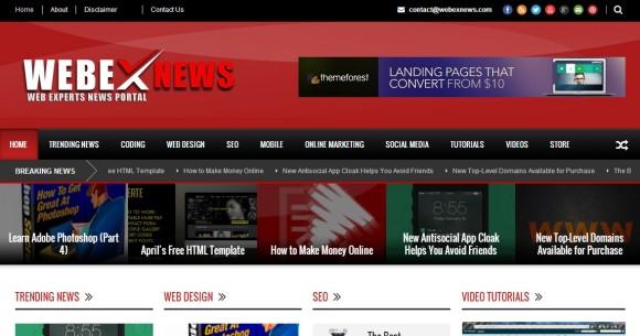 Webex News