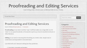 Permalink to Proofreading and Editing Services post image