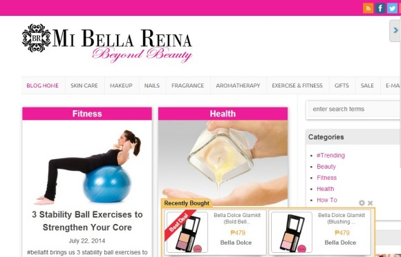 Mi Bella Reina – Beyond Beauty