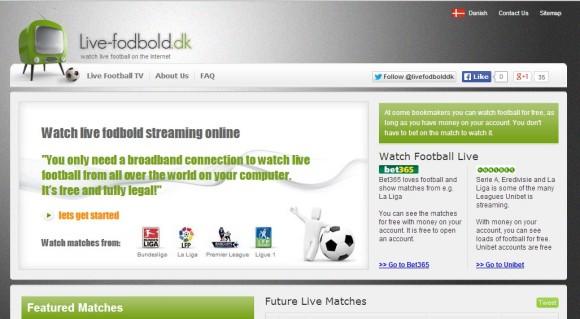Live-fodbold