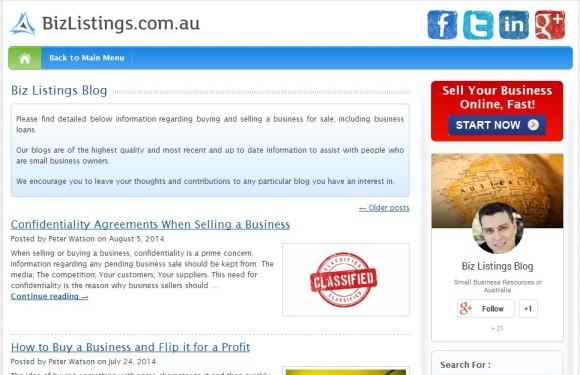 Biz Listings Blog