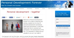 Permalink to Personal Development Forever post image