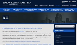 Permalink to Simon Resnik Hayes LLP post image