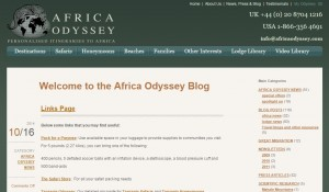 Permalink to Africa Odyssey post image