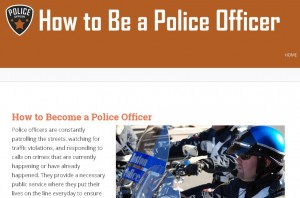 Permalink to How to Be a Police Officer post image
