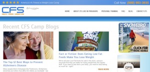 Permalink to CFS Fitness & Weight Loss Camp Blog post image