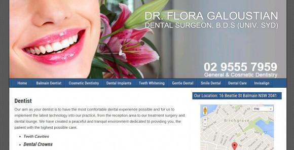 Dr. Flora Galoustian