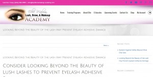 Permalink to Looking Beyond the Beauty of the Lash May Prevent Lash Damage post image