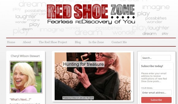 Red Shoe Zone