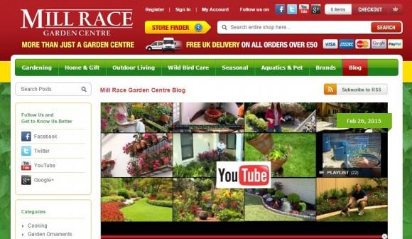Mill Race Garden Centre Blog