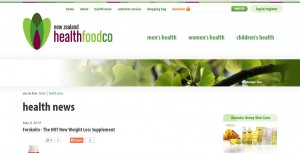Permalink to New Zealand Health Food News post image