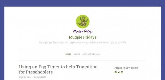 Mudpie Fridays