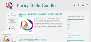 Permalink to Purity Belle Candles post image