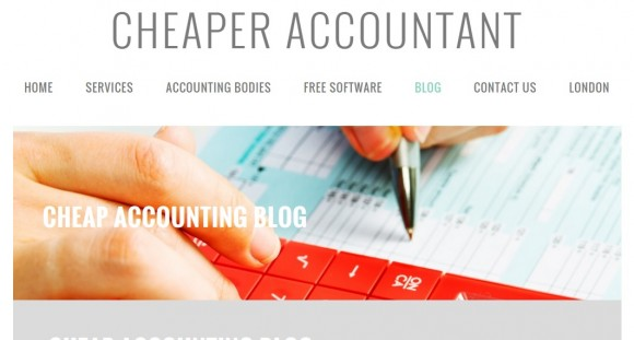 Cheap Accounting Blog