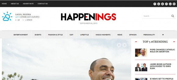 Happenings Magazine