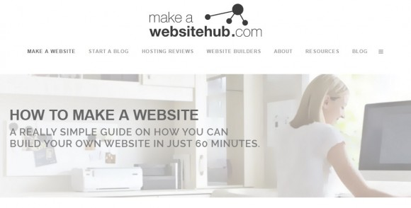 Make a Website Hub