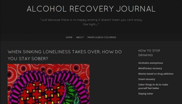 Alcohol Recovery Blog