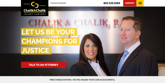 Chalik & Chalik – Personal Injury Lawyers