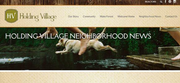 Holding Village