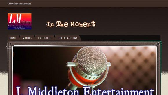 I. Middleton Entertainment Blog