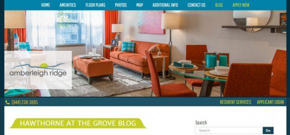 Hawthorne at the Grove
