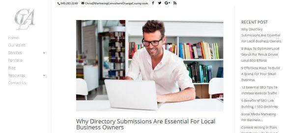 Creative Legacy Agency Blog | Orange County SEO Company | Inbound Marketing Company
