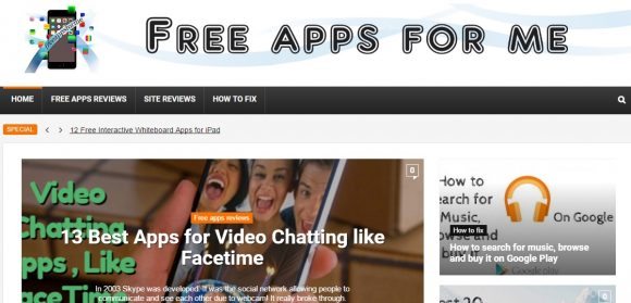 Free Apps for Me