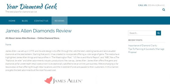 Your Diamond Geek