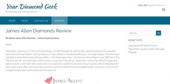 Your Diamond Geek