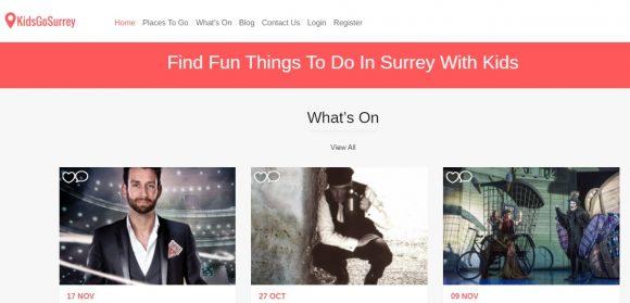 Kids Go Surrey