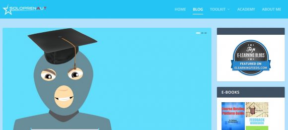 Soloprenaut: Premium resources for online instructors and solopreneurs