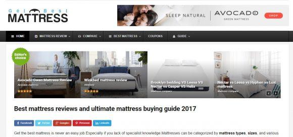 Get Best Mattress