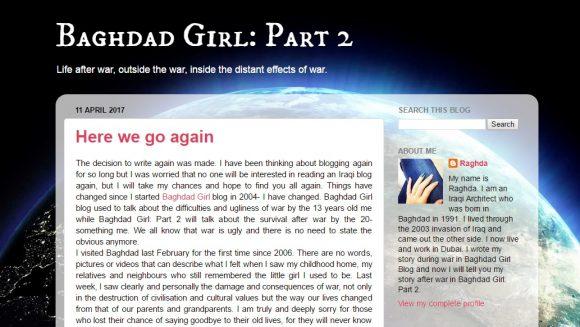 Baghdad Girl Part 2
