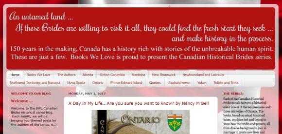 Canadian Historical Brides